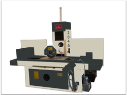 PREMATO Pmt-sa Surface Grinding Machine, Grinding Wheel Size: 350 X 50 X 127 Mm, Max. Grinding Length: 1000mm