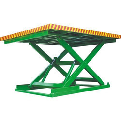 Stationary Scissor Lift
