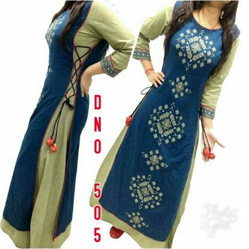 Long Suit With Koti At Rs 1499piece Ladies Suits Id 15989567888