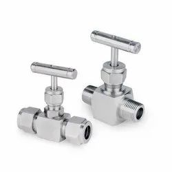 Instrumentation Needle Valve Fitting