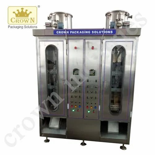 Milk Pouch Packing Machines