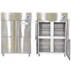 RF4D1390 Vertical Chiller And Freezer