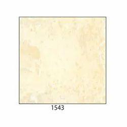 Solid Wood Brown 1543 Luxury Vinyl Floor Plank, For Indoor, Thickness: 5-6 Mm