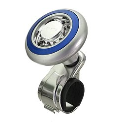 Klaus ABS And Stainless Steel Car Steering Knob