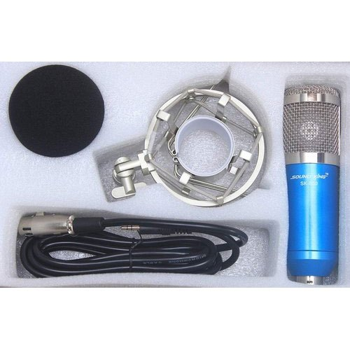 Sk 800 Silica Gel Professional Condenser Microphone