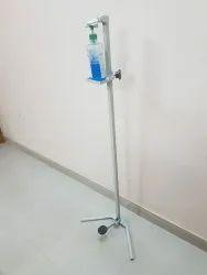 Liquid Soap Dispenser Leg press type