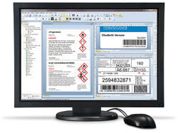 Barcode Integrated Software