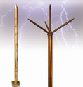 Copper Lightning Arrester