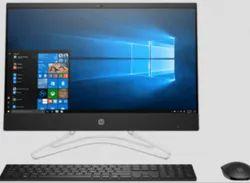 HP Black All-in-One - 22-c0015in Desktop Compute