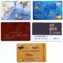 Embossed Plastic Cards