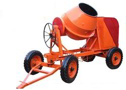 Concret Mixer Machine