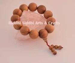 Sandalwood Beads Handmade Bracelet