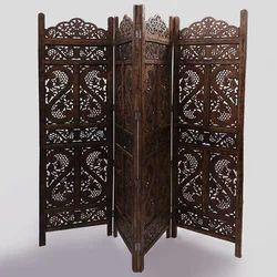 Designer Wooden Screen