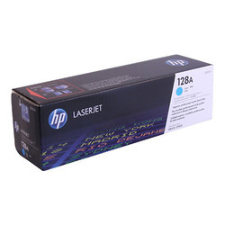 HP CE321A Cyan Laserjet Cartridge