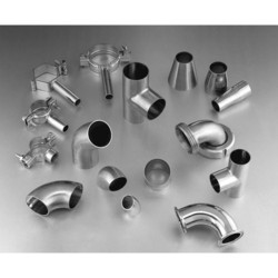SS Stainle Steel Tube Fittings, Structure Pipe