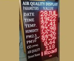 LED Environmental Display Boards, Outdoor, Indoor Wall Mount and Hanging