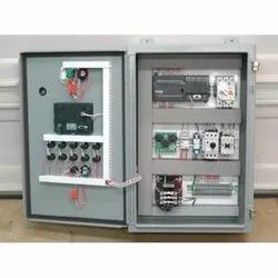 PLC Based Control Panel, For Commercial