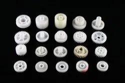 Multicolor Abs Pp Pe Pc Plastic Moulded Components