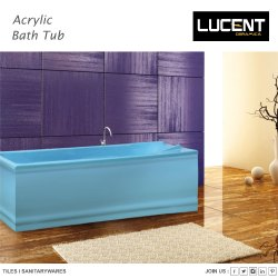 Lucent Bath Tub