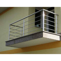 Stainless Steel Railing Grill