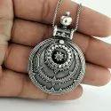 Ethnic Design 925 Sterling Silver Pendants