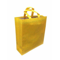 Plain Box Type Loop Handle Bag