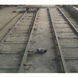 Machine Rail Track