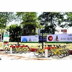 Cycle Docking Station Advertisement Services