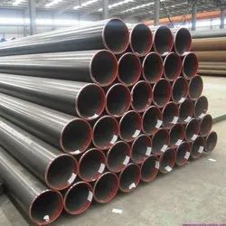 Long Mild Steel Pipes