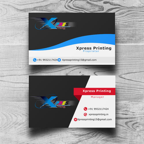 Xpress printing service provider of visiting card printing service product image read more visiting card printing service reheart Image collections