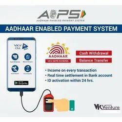 Aadhaar Banking Services Domestic Money Transfer AEPS Distributor Service