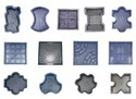 Checkered Paver Plastic Mould