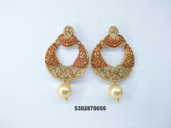 Fancy Color Earring