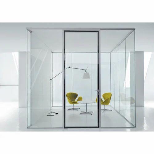 Double Glazed Glass Door Sizedimension 900x2700mm Rs 60000