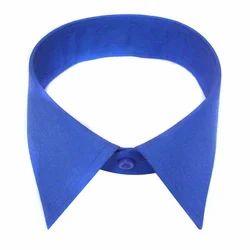 Blue PVC Collar Patti