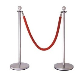 Queue Rope Stand