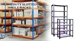 Heavy duty & slotted angle rack