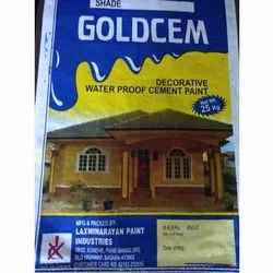 Goldcem Blue Water Proof Cement Paint
