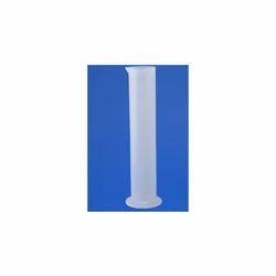 Measuring Cylinder Round Base PP