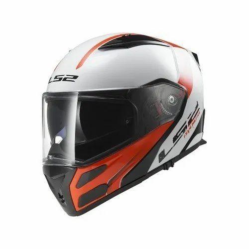 LS2 Motorcycle Full Face Helmet, Packaging Type: Box