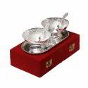 Silver Brass Handicraft Gift