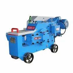 Semi Automatic Bar Cutting Machine