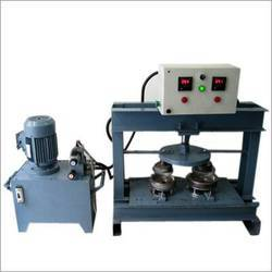 Hydraulic Double Die Paper Plate Forming Machine