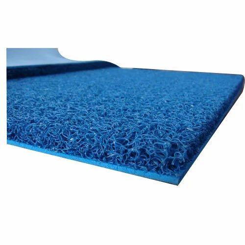 Blue Pvc Floor Mat Rs 65 Piece Century Marketing Id