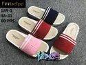 Polyurethane Ladies Flip Flop Slipper, Size: 36.41