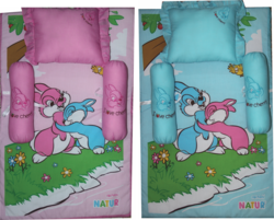 Printed Baby Mattress Set