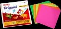 Oddy Origami Sheets (Fluorescent Paper), Craft Paper and Activity Paper