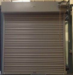 Identimatic Automatic Rolling Shutter