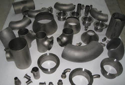 Titanium Flanges Gr 2, Gr 5, Forged Elbow