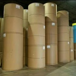 White Craft Paper, for Packaging, Packaging Type: Roll